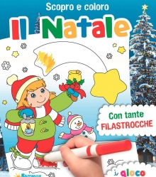 Scopro e coloro - Il Natale - Raffaello Ragazzi
